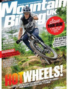 Mountain Biking UK – August 2020