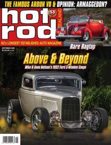 NZ Hot Rod – September 2020