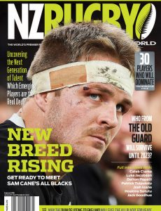 NZ Rugby World – August-September 2020