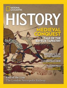 National Geographic History – September 2020