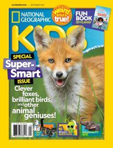 National Geographic Kids USA – September 2020