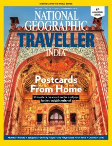 National Geographic Traveller India – July 2020