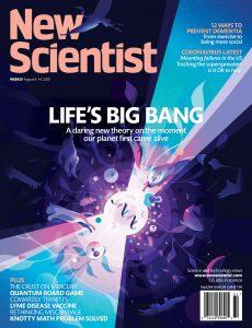 New Scientist – August 08, 2020