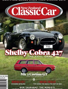 New Zealand Classic Car – September 2020