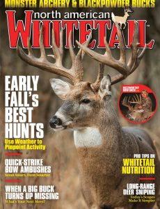 North American Whitetail – September 2020