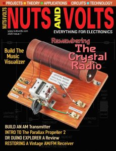 Nuts and Volts – Isuue 1 2020