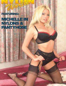 Nylons World Adult Fetish Photo Magazine – August 2020