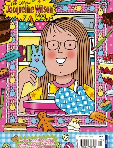Official Jacqueline Wilson Magazine – Issue 175 – August 2020