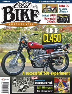 Old Bike Australasia – July 27, 2020