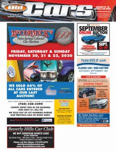 Old Cars Weekly – 10 September 2020