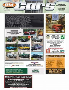 Old Cars Weekly – 20 August 2020