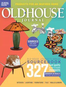 Old House Journal – September 2020