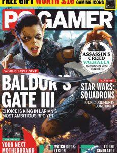 PC Gamer UK – October 2020