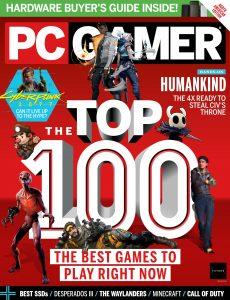 PC Gamer USA – October 2020