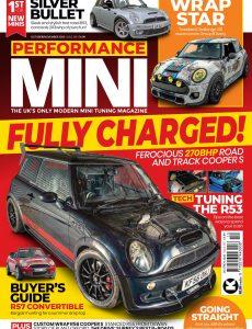 Performance Mini – Issue 15 – October-November 2020