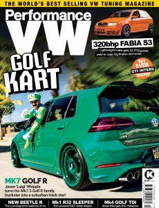 Performance VW – October 2020