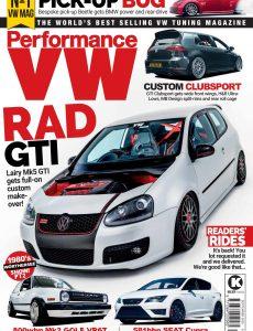 Performance VW – September 2020