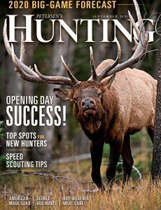 Petersen's Hunting – September 2020