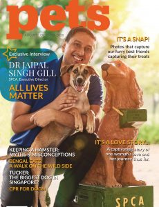 Pets Singapore – August-September 2020