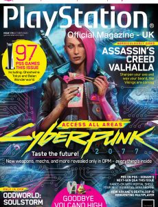 PlayStation Official Magazine UK – October 2020