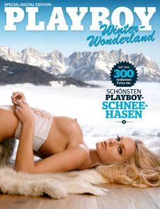 Playboy Germany Special Digital Edition – Winter-Wonderland – 2015