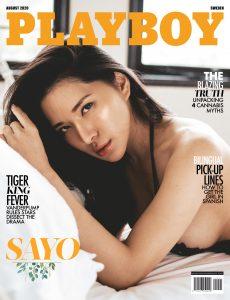 Playboy Sweden – August 2020