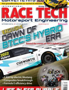 Race Tech – September 2020