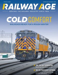 Railway Age – August 2020
