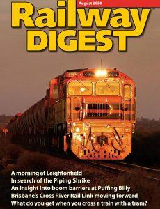 Railway Digest – August 2020