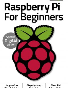 Raspberry Pi For Beginners – No5 August 2020