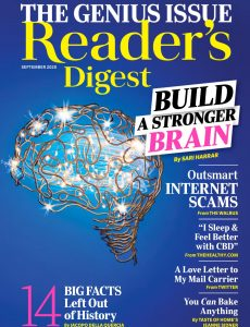 Reader's Digest USA – September 2020