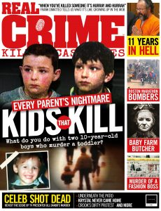 Real Crime – Issue 66 – August 2020