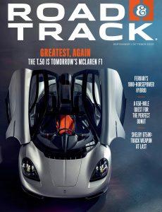 Road & Track – September-October 2020
