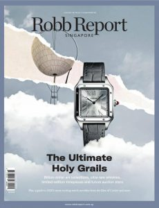 Robb Report Singapore – July 2020