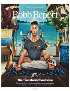 Robb Report USA – August 2020