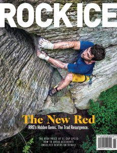 Rock and Ice – Issue 265 September 2020