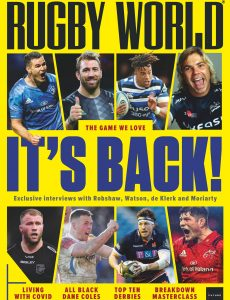 Rugby World – September 2020