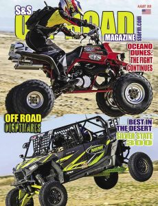 S&S Off Road Magazine – August 2020
