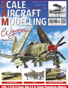 Scale Aircraft Modelling – September 2020