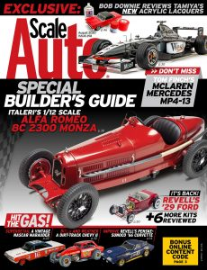Scale Auto – Issue 258 – August 2020