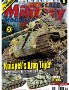 Scale Military Modeller International – Issue 593 – August 2020