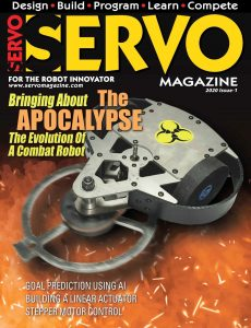 Servo Magazine – Issue 1 2020