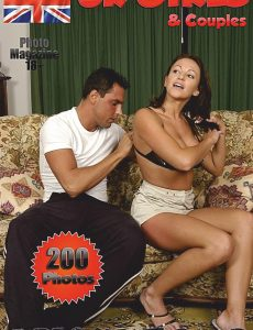 Sex Amateurs UK Adult Photo Magazine – August 2020