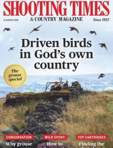 Shooting Times & Country – 12 August 2020