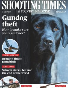 Shooting Times & Country – 19 August 2020