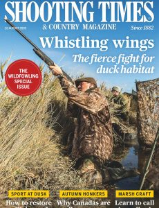 Shooting Times & Country – 26 August 2020