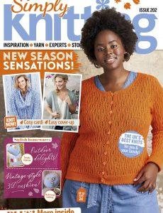 Simply Knitting – October 2020