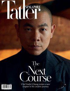 Singapore Tatler – August 2020