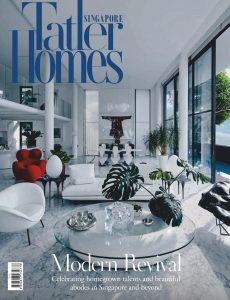 Singapore Tatler Homes – August 2020