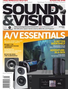 Sound & Vision – September 2020